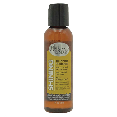 Polisher 2oz Jamaican Black Castor Oil