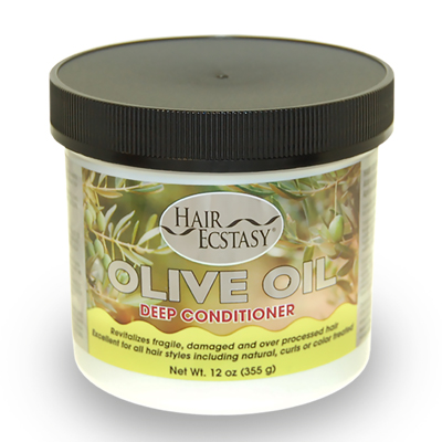 Olive Oil Deep Conditioner 12oz