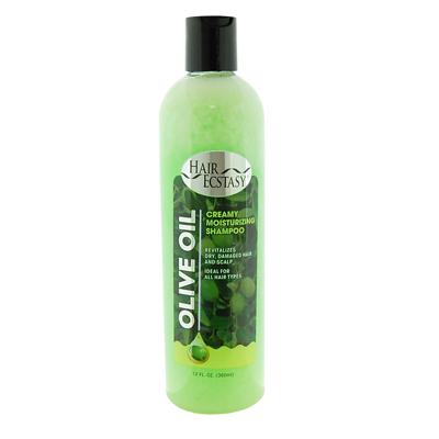 Olive Oil Creamy Moisturizing Shampoo 12oz