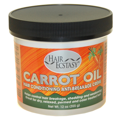Carrot Oil Hair Conditioning Anti-Breakage Creme 12oz