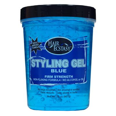 Styling Gel 32oz Blue Firm Strength