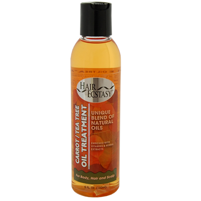 Carrot Tea-Tree Oil Treatment 6oz